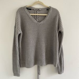 M Boutique oversized sweater